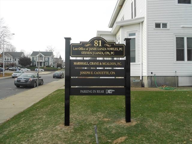 81 Merriam Avenue Leominster MA 01453