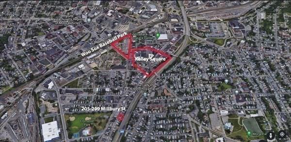 205-209 Millbury Street Worcester MA 01610