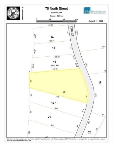 75 North Street Buckland MA 01338