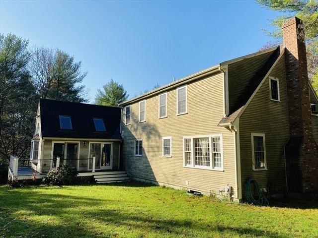 4 Deer Hill Lane Carver MA 02330