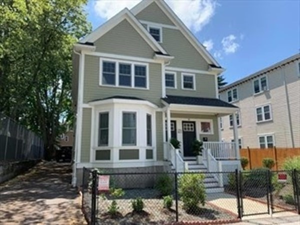 87 Thetford Avenue Boston MA 02124