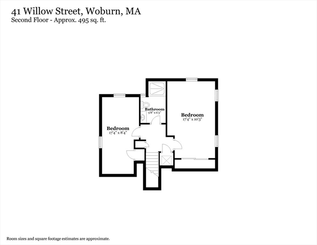 41 Willow Woburn MA 01801
