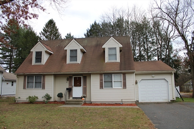35 Thayer Street Deerfield MA 01373