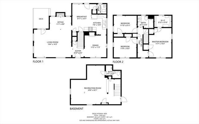 44 Garland Street Melrose MA 02176