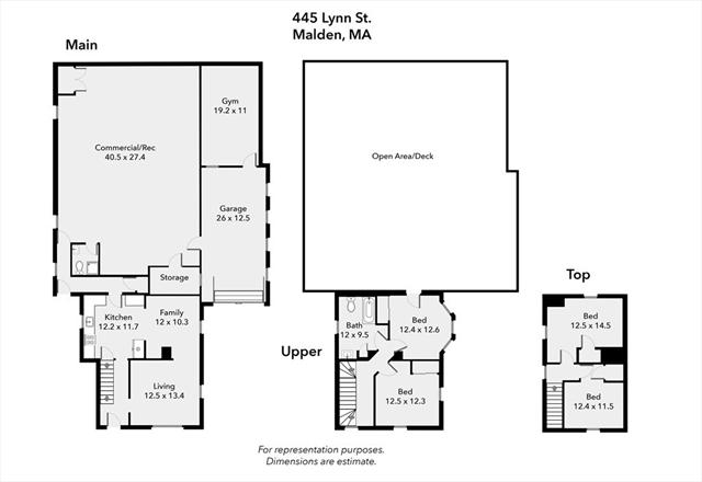 445 Lynn Street Malden MA 02148