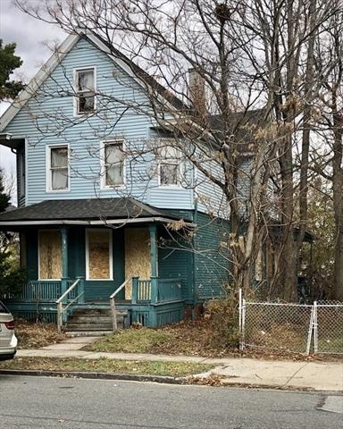 71 Wilbraham Avenue Springfield MA 01109