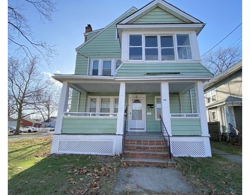 164-166 Woodlawn st, Springfield, Massachusetts 01108, ,Multi-family,For Sale,Woodlawn st,72759083