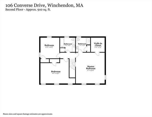 106 Converse Drive Winchendon MA 01475
