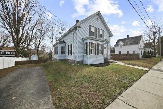 30 Burnap Street Fitchburg MA 01420