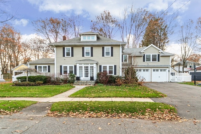 19 Washburn Avenue Needham MA 02492