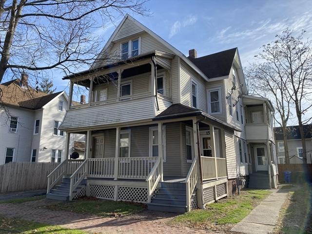 15-17 Euclid Avenue Springfield MA 01108