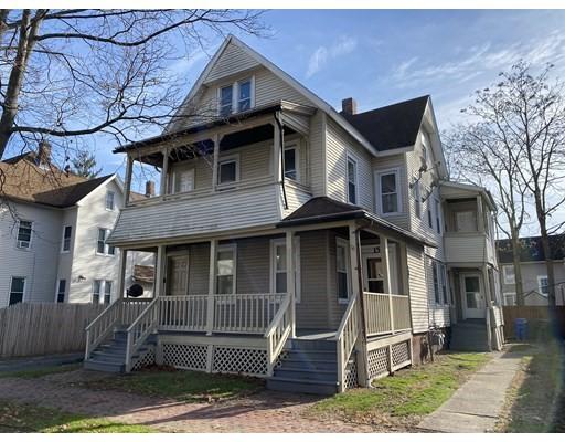 15-17 Euclid Ave, Springfield, Massachusetts 01108, ,Multi-family,For Sale,Euclid Ave,72759285