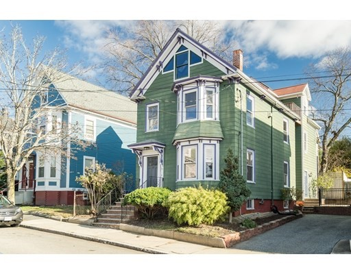 77 Partridge Avenue, Somerville, MA 02145