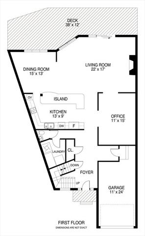 405 Browning Lane Worcester MA 01609