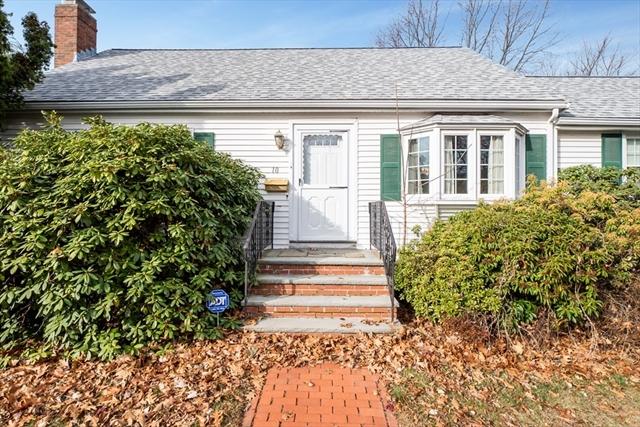 10 Hillcrest Avenue Lexington MA 02420
