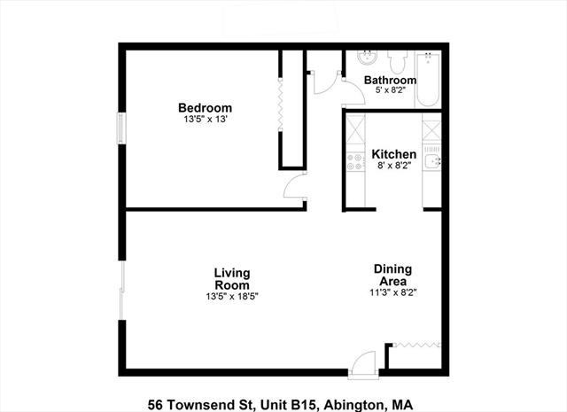 56 Townsend Street Abington MA 02351