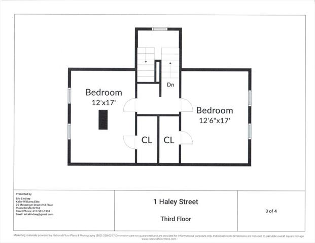 1 Haley Street Boston MA 02119