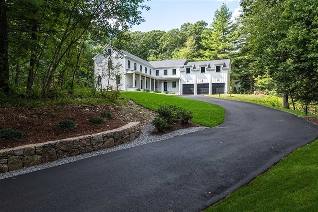 60 Old Road Weston MA 02493