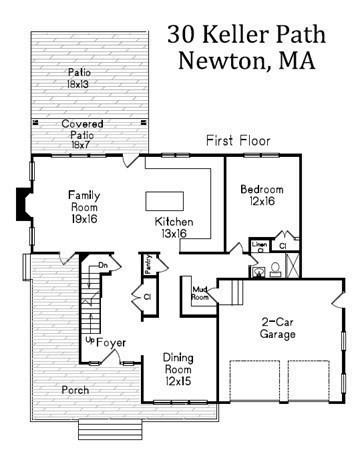 30 Keller Path Newton MA 02459