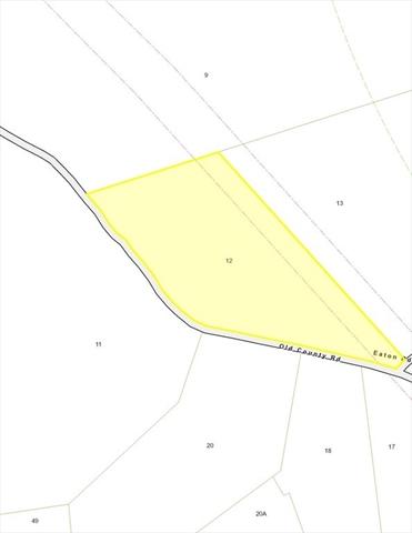 Lot 12 Old County Road Ashburnham MA 01430