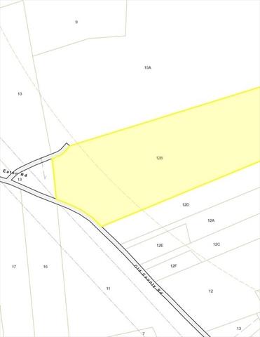 Lot 12 B Old County Road Ashburnham MA 01430