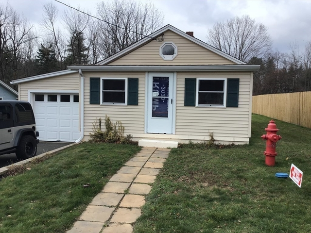 4 Wyman Road Blandford MA 01008