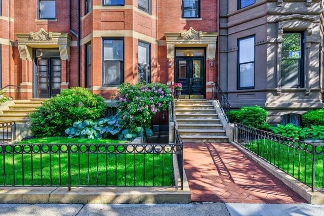 341 Beacon Street Boston MA 02116