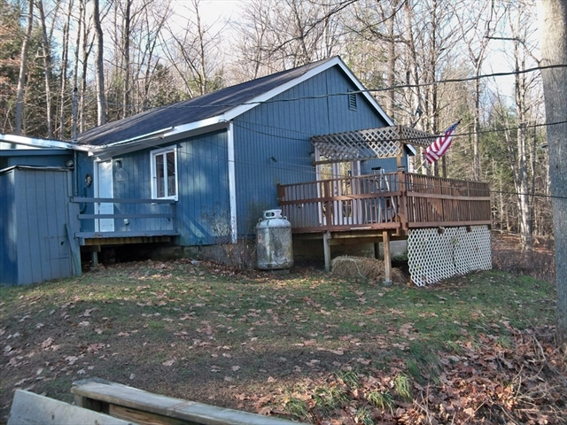 77 S. Green River Road Colrain MA 01340
