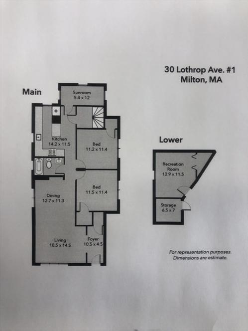 30 Lothrop Ave, Milton, MA Image 22