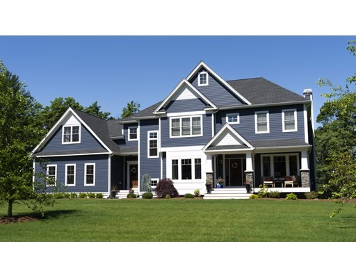 4 Beds, 3 Baths home in Wrentham for $990,690