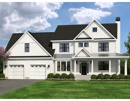 4 Beds, 2 Baths home in Wrentham for $868,600