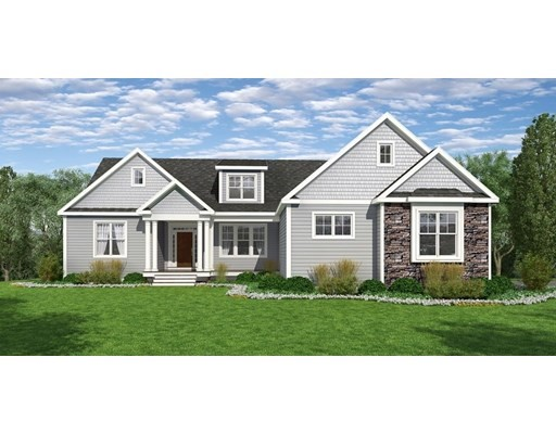 3 Beds, 2 Baths home in Wrentham for $868,400