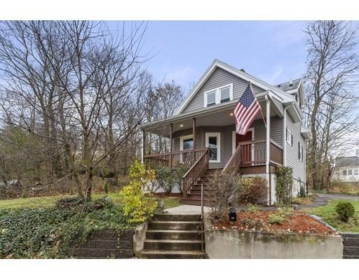 34 Stimson Rd, Boston - West Roxbury, MA 02132
