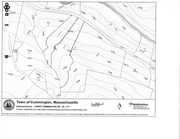 West Cummington Road Cummington MA 01026