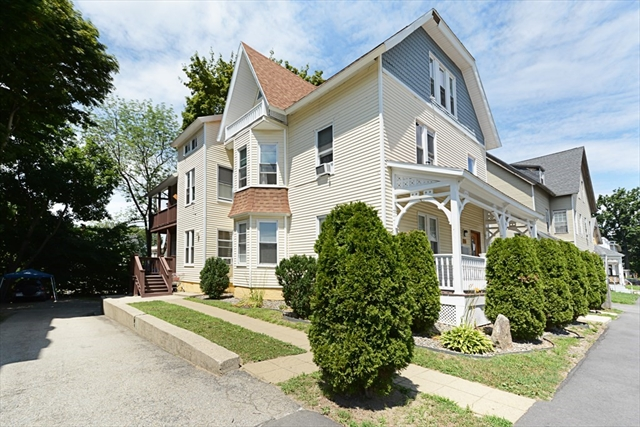 15 Russell Street Worcester MA 01609