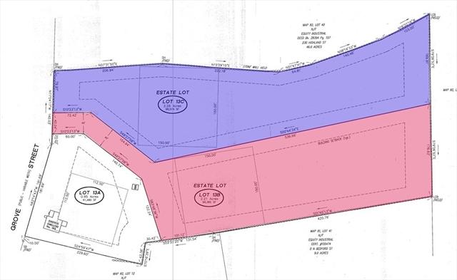 Lot 13C Grove Street East Bridgewater MA 02333