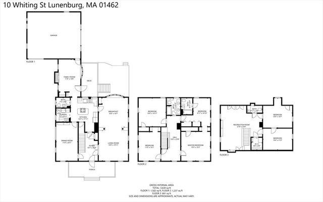 10 Whiting Street Lunenburg MA 01462