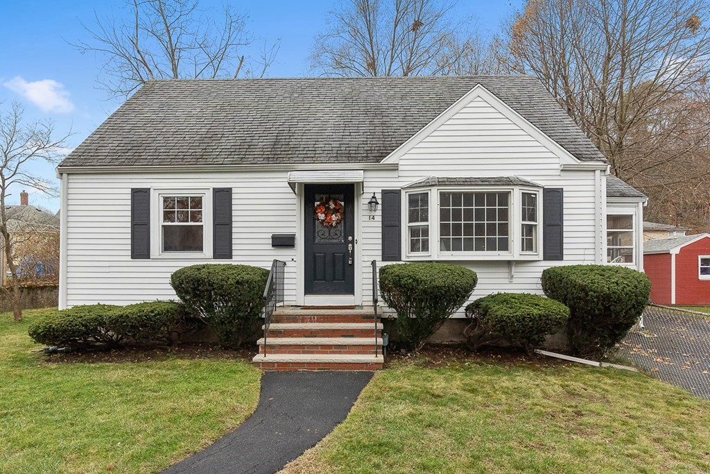 14 Granite Road Peabody Ma Real Estate Listing Mls 72762453
