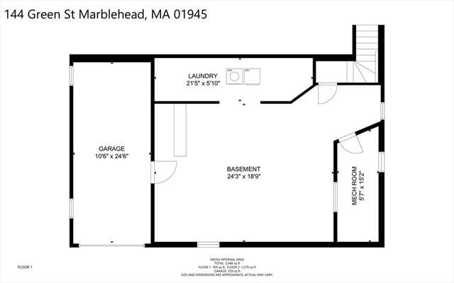 144 Green Street Marblehead MA 01945