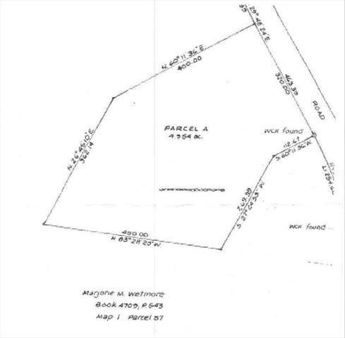 Athol-Richmond Road Royalston MA 01368