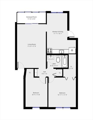 68 Preston Street Wakefield MA 01880