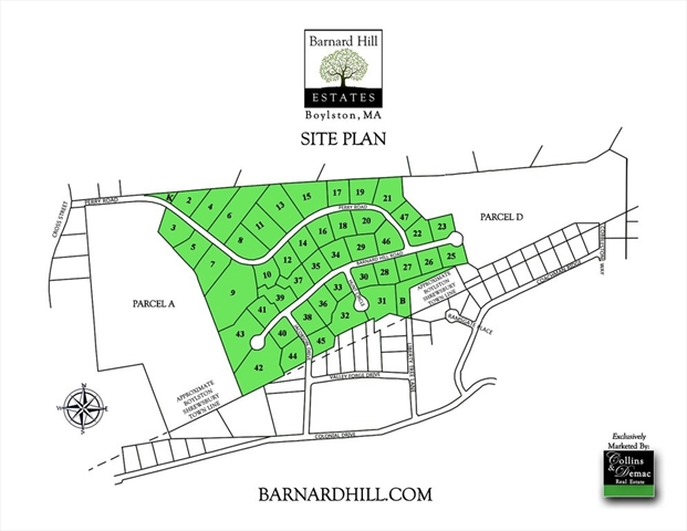 5 (Lot 2) Perry Road Boylston MA 01505