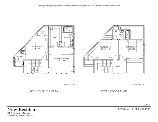 34 Rosemont Avenue Waltham MA 02451