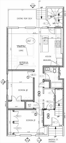 198 Maverick St, Boston, MA, 02128, East Boston's Jeffries Point Home For Sale