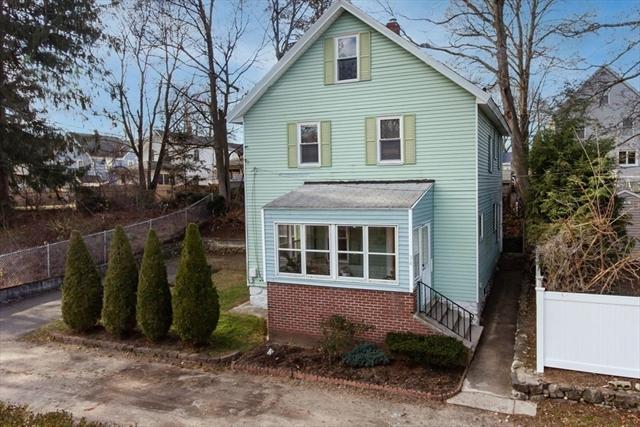 34 Oak Street Winchester MA 01890
