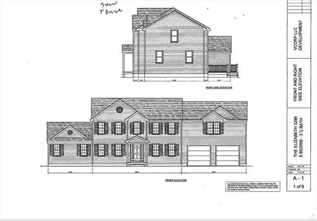Lot 1 Avis Way Dartmouth MA 02747