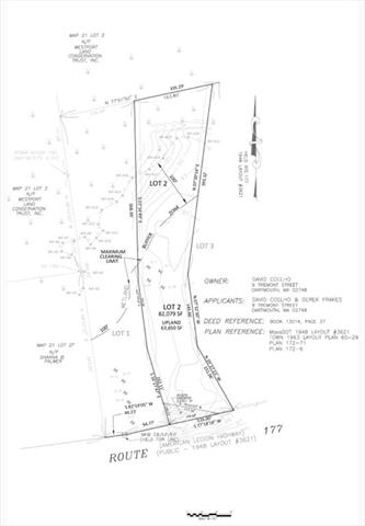 Lot B American LEGION Westport MA 02790