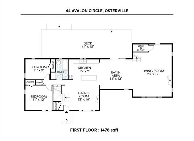 44 Avalon Circle Barnstable MA 02655