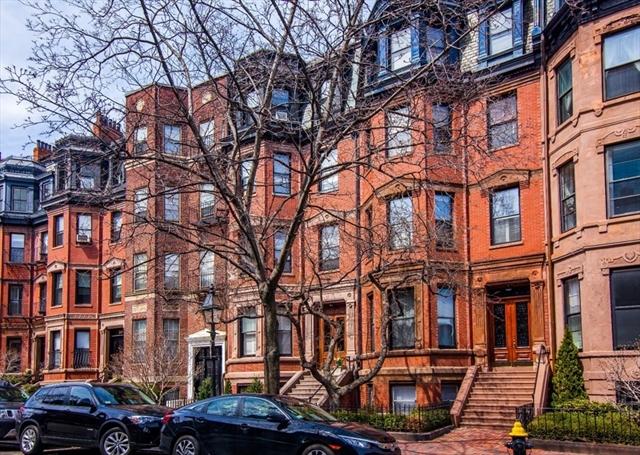 123 Marlborough Street Boston MA 02116