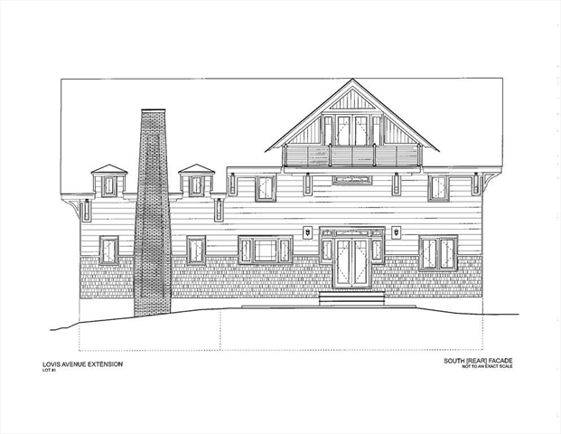 Lovis Ave Extension Wakefield MA 01880